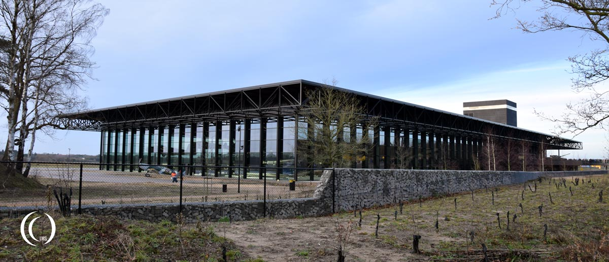 The Dutch National Military Museum on Soesterberg Air Base Park