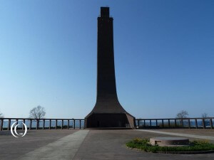 Marine-Ehrenmal at Laboe, Germany