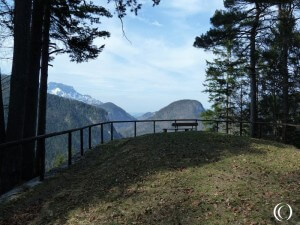 Hitler's Tea house on the Mooslahnerkopf – Obersalzberg, Germany