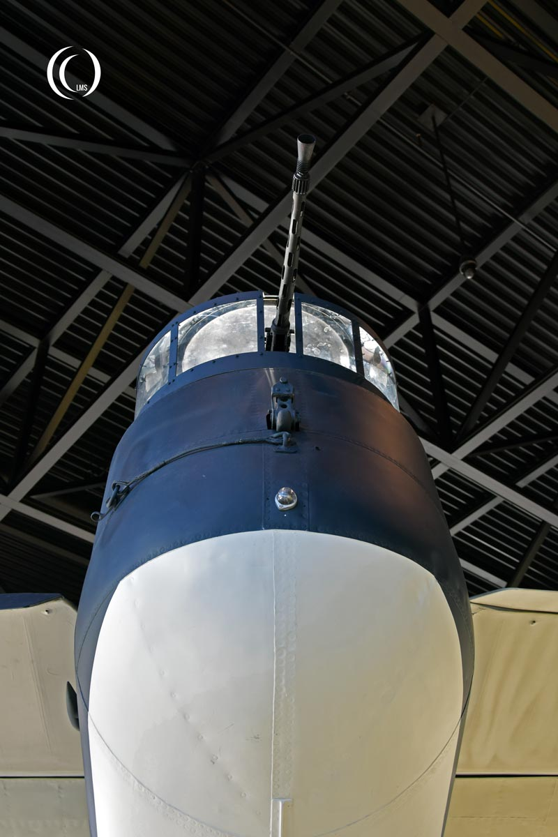 Dornier Do 24 T 3 tail gun turret