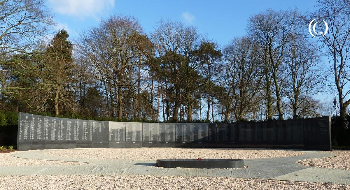 Memorial Garden of the RNLAF at Soesterberg