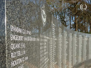 Memorial Garden of the Royal Netherlands Air Force – Soesterberg, the Netherlands