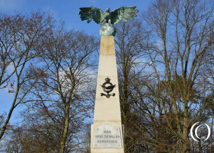 Memorial Square of the Royal Netherlands Air Force – Soesterberg, the Netherlands
