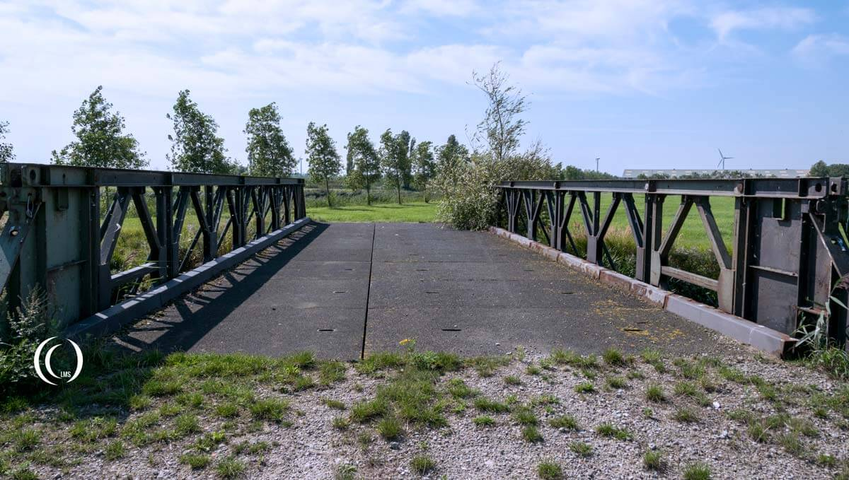 Bailey Bridge deck Hoeksebaan