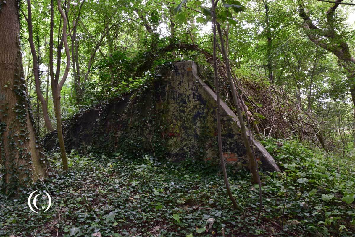 Vf bunker at Artillery Position Kormoran
