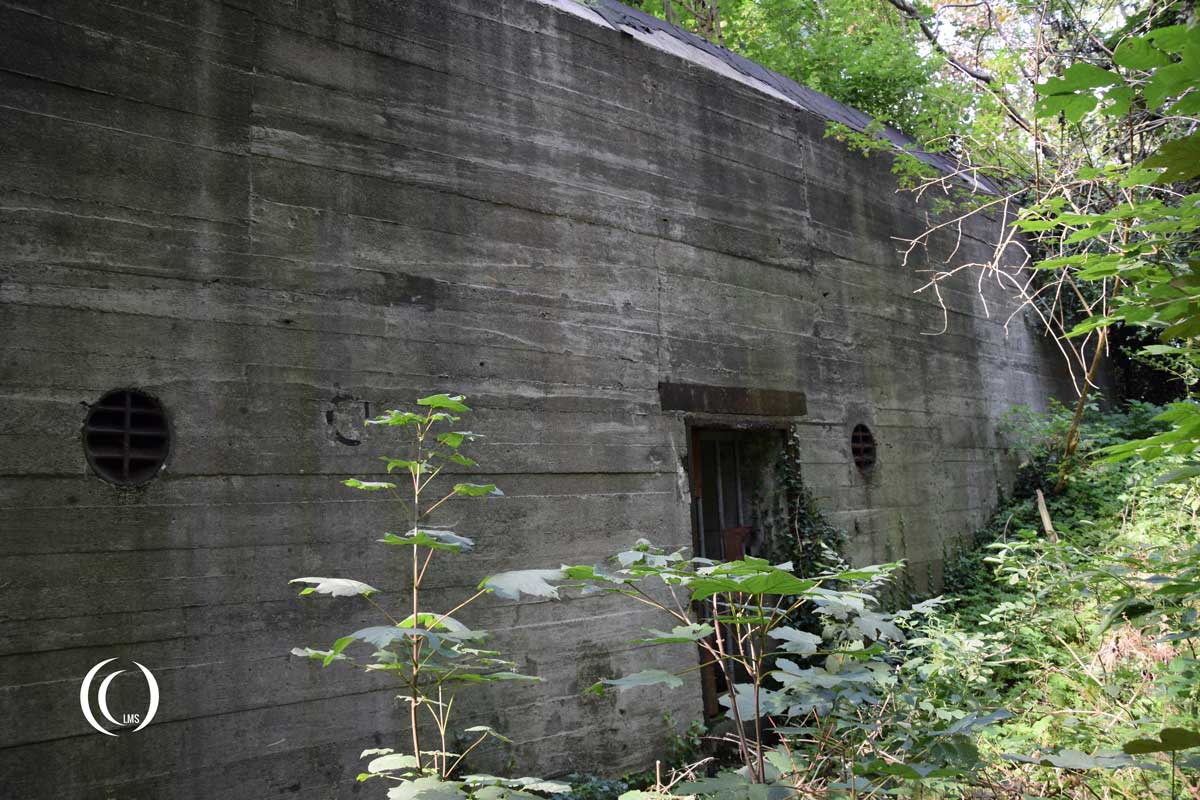 Bunker Regelbau 502 at W.N. 35H