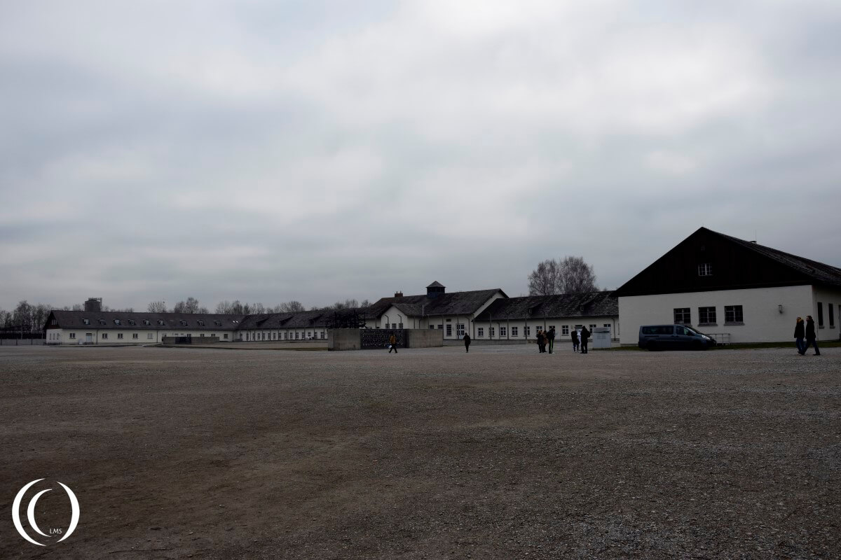 Dachau main square