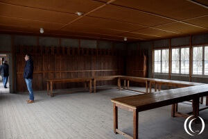 Living Room in a Dachau Barrack