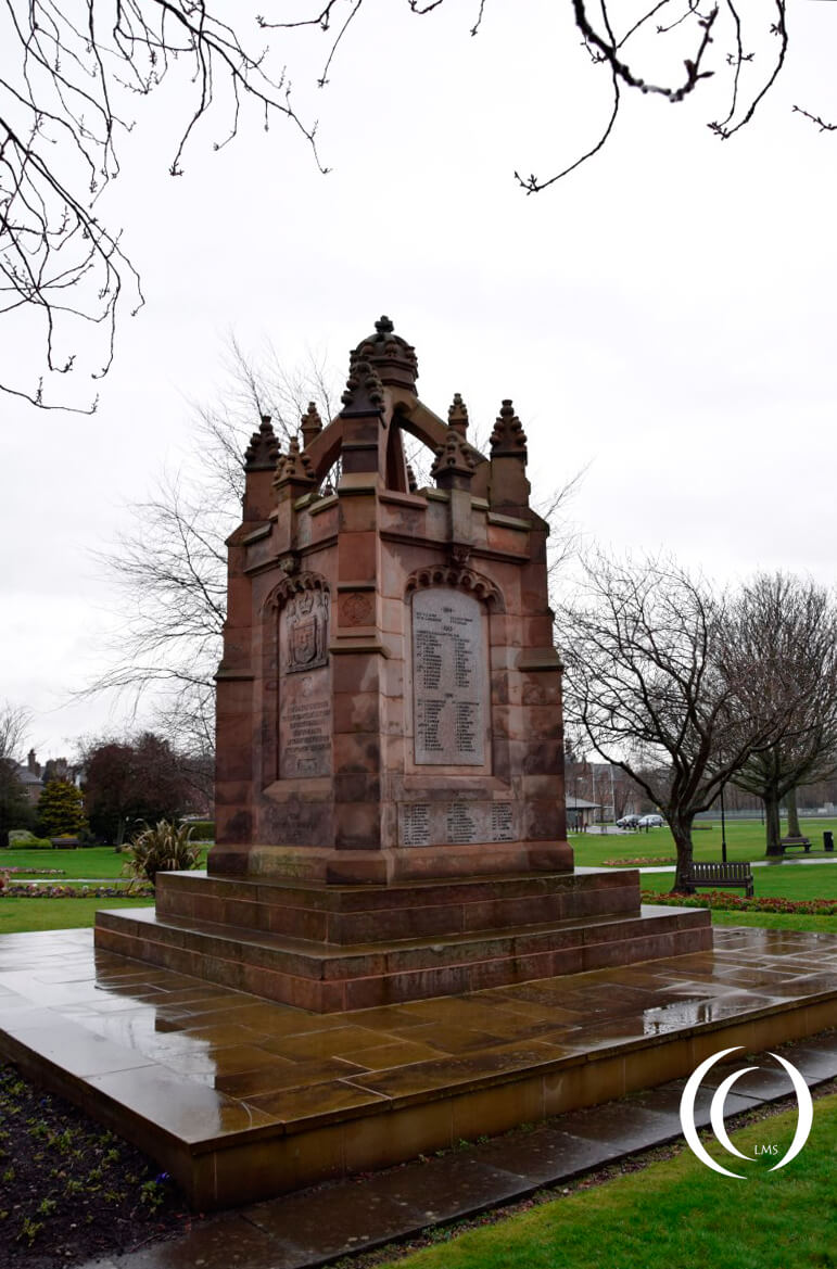 War memorial Dalkeith