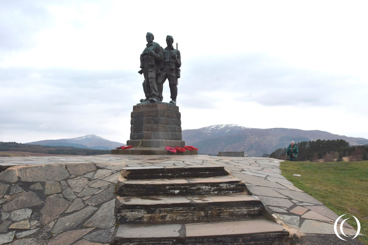 Commando Memorial - Lochaber, Scotland