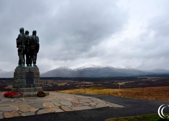 Commando Memorial – Spean Bridge, Lochaber Scotland