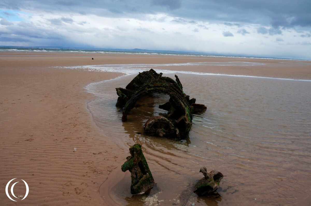 XT-Class Midget Submarine at Aberlady Scotland