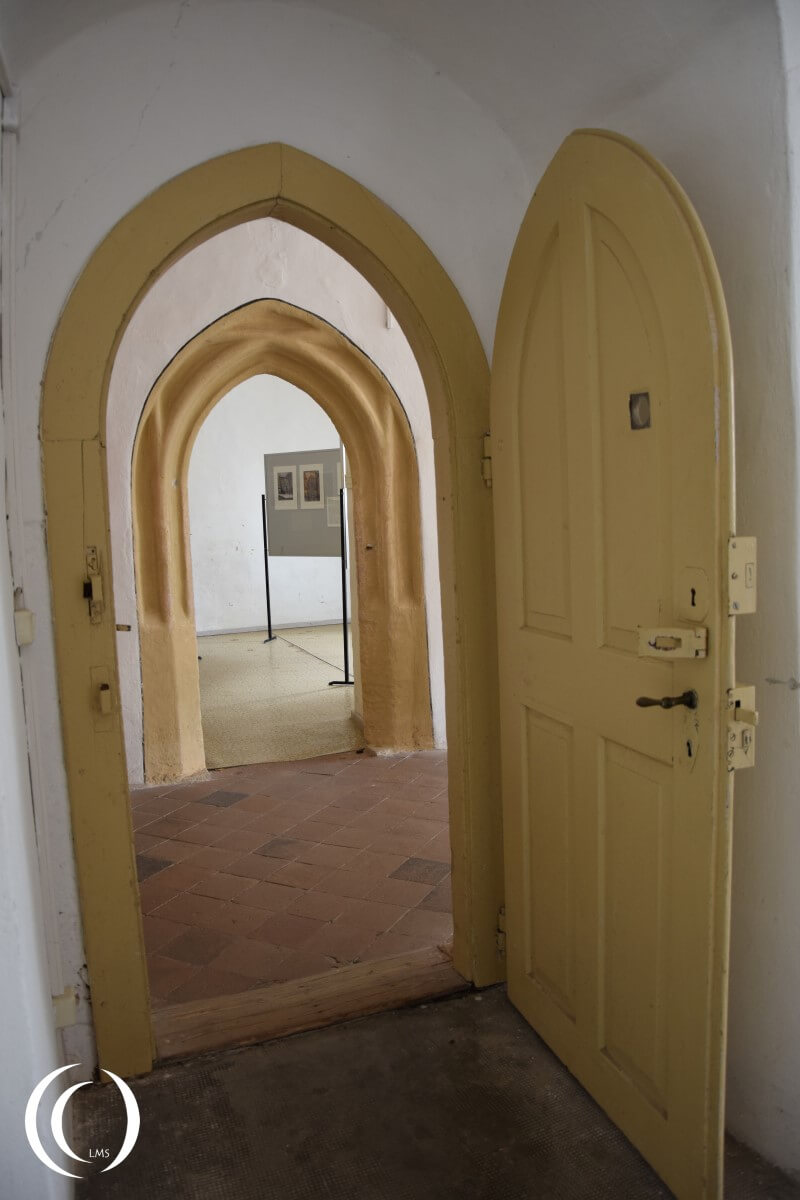 Castle Colditz, rooms and hallway