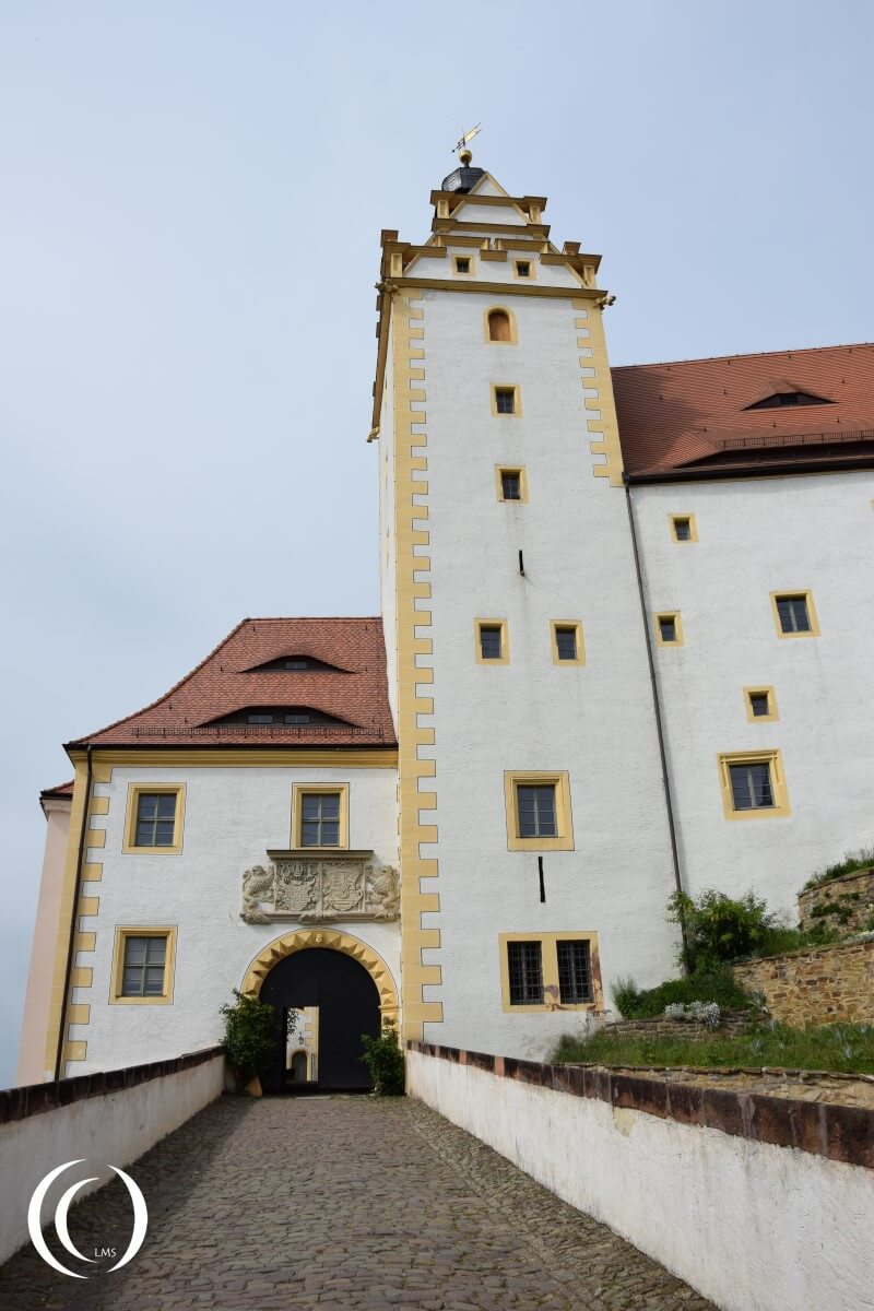 Castle Colditz, entrance