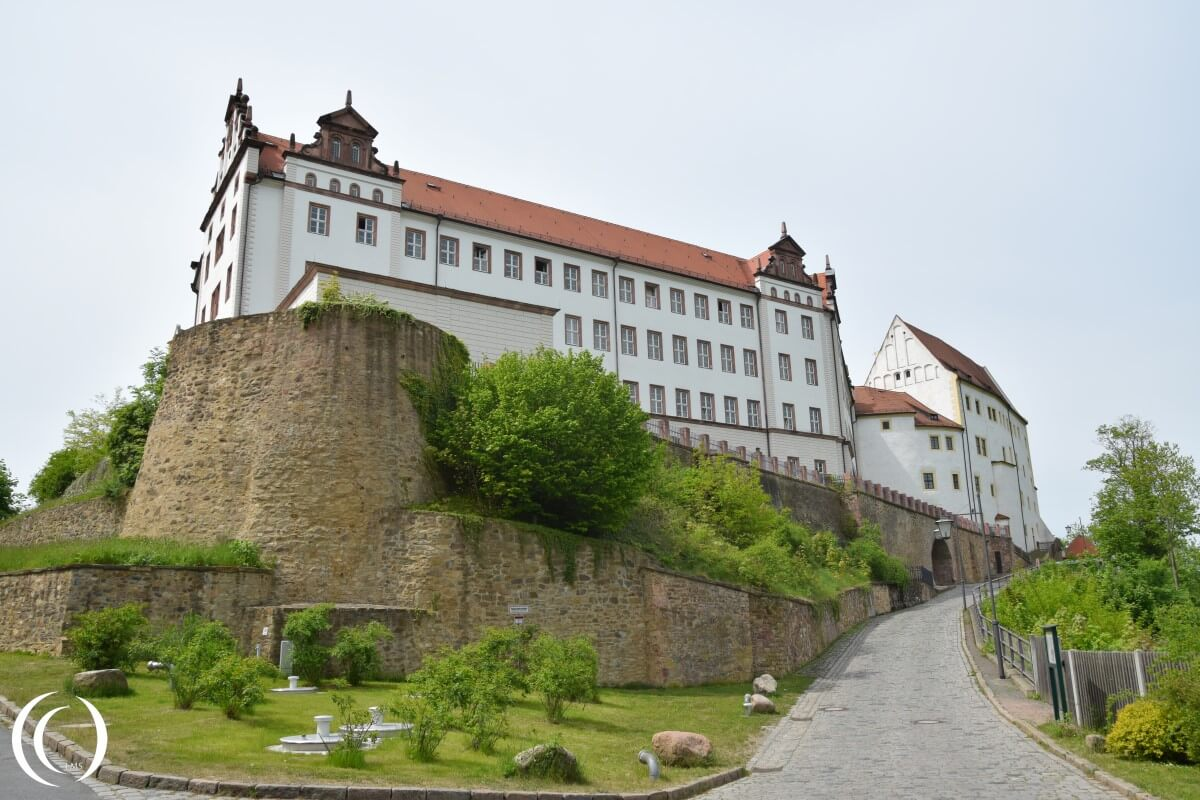 Colditz Castle, Oflag IV-C,  Colditz in Saxony – Germany