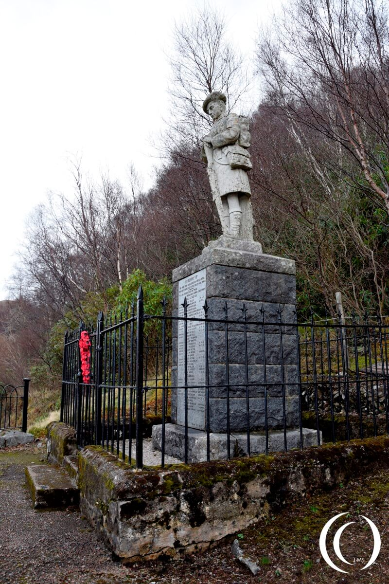 World War One Memorial Ballachulish & Glencoe