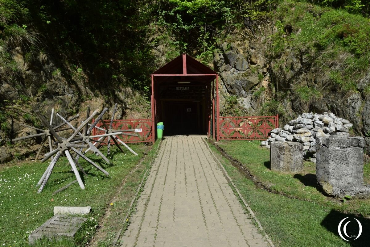 Tunnel Complex Rzeczka, entrance to tunnel two