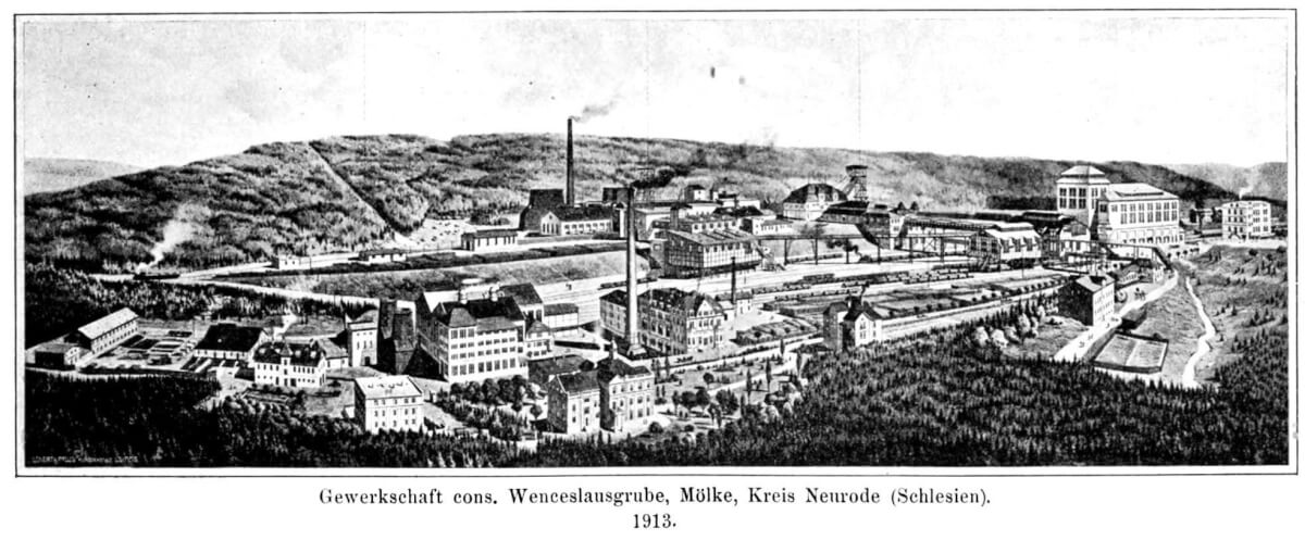 Dynamit Nobel AG map at Mölke (Wecelaus is written with a 'c')
