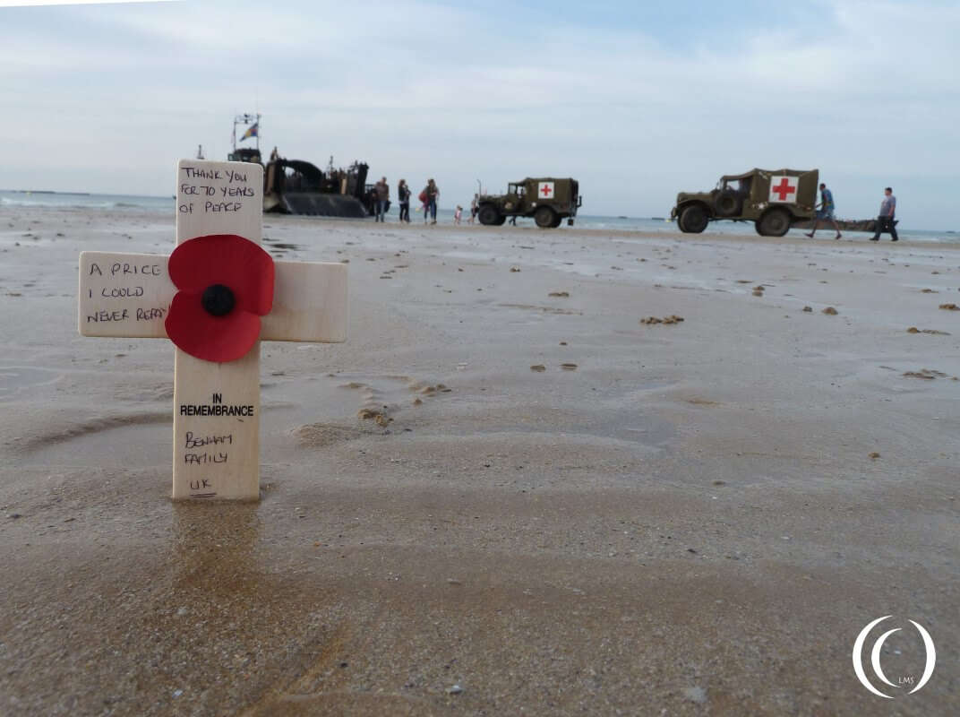 Arromanche D-Day 2014