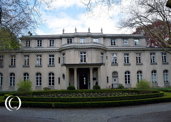 The Final Solution – The Wannsee Conference at Villa Marlier, Berlin
