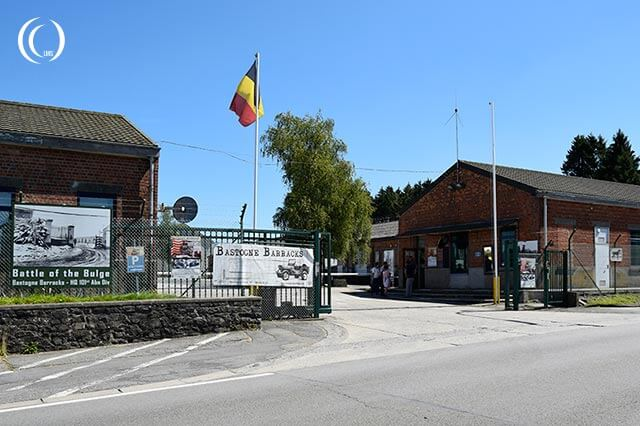 Bastogne Barracks – The Battle of the Bulge, Bastogne – Belgium