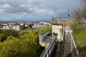 Flak Tower Humboltshain – Berlin, Germany