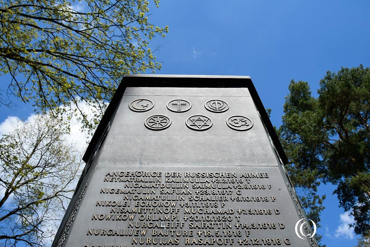Memorial column Zehrensdorf