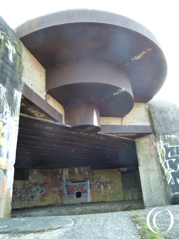 Battery Oldenburg Turm East – Calais, France