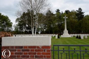Commonwealth Cemetery Cannock Chase featured