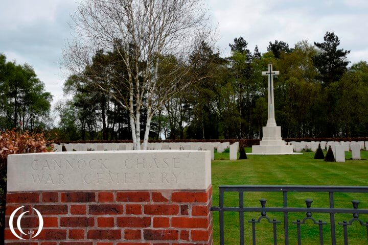 Commonwealth Cemetery Cannock Chase – Staffordshire, United Kingdom