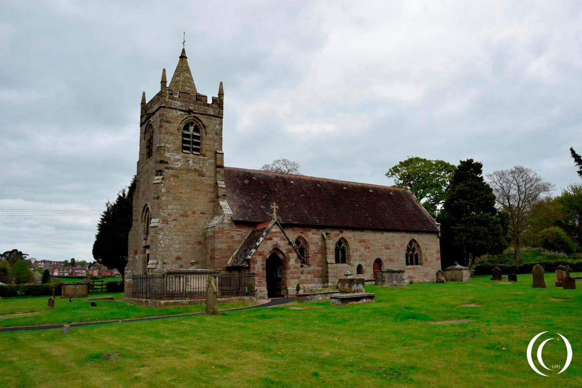 St. James Church - Acton Trussell
