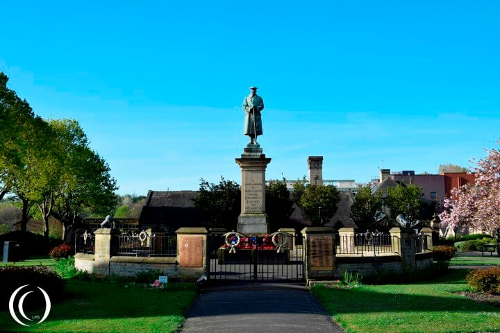 War Memorial Batley – West Yorkshire, United Kingdom