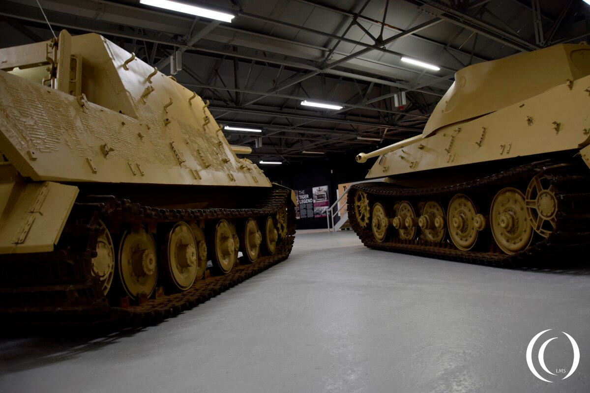 Jagdtiger - King Tiger 'Porsche Turret'