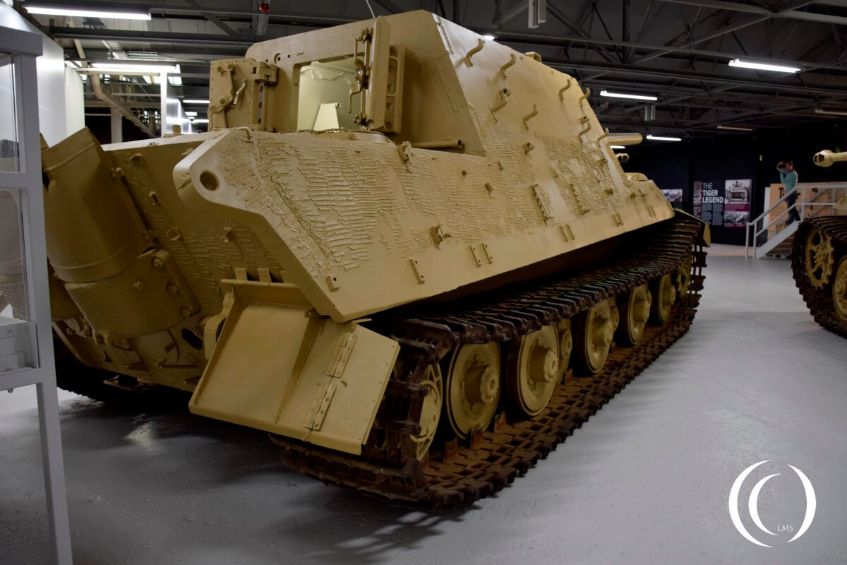 Jagdtiger in the Tiger Collection Bovintgon