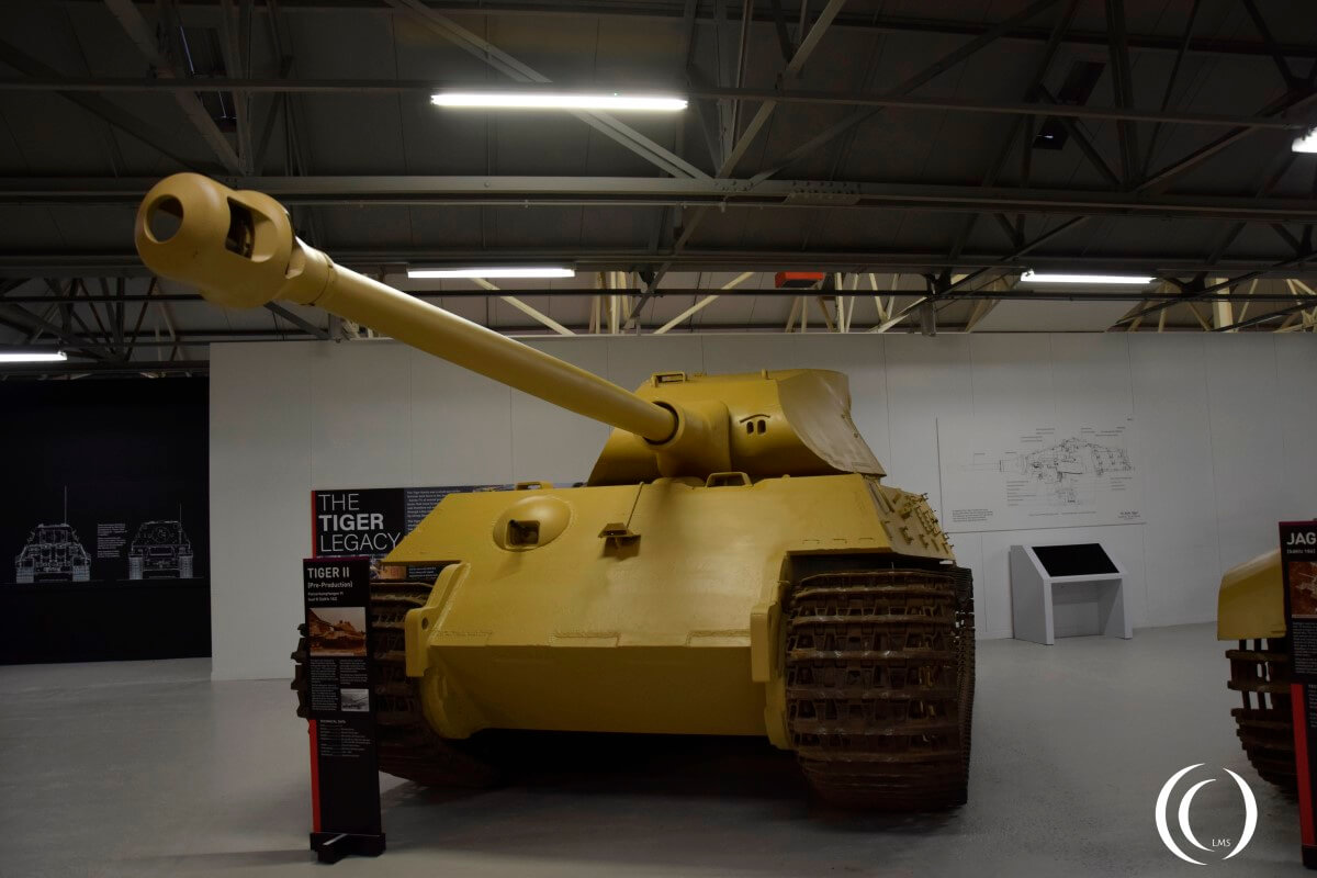 King Tiger - Sd. Kfz. 182 - Porsche Turret