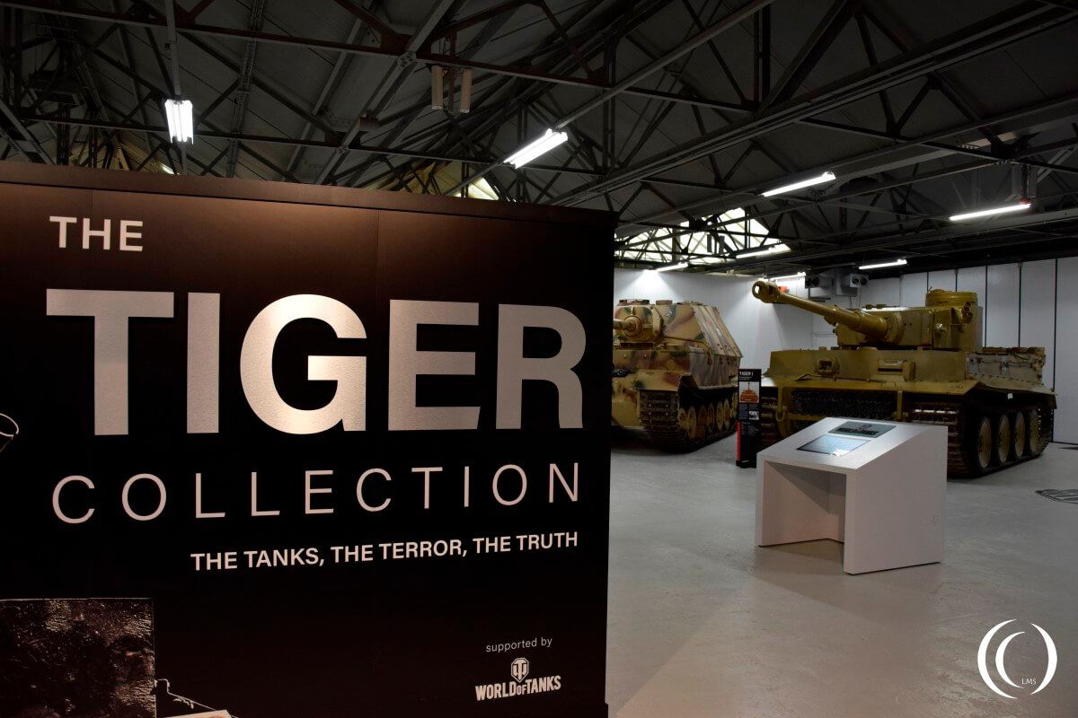 The Tiger Collection - Tiger & Panzerjäger Tiger (P)