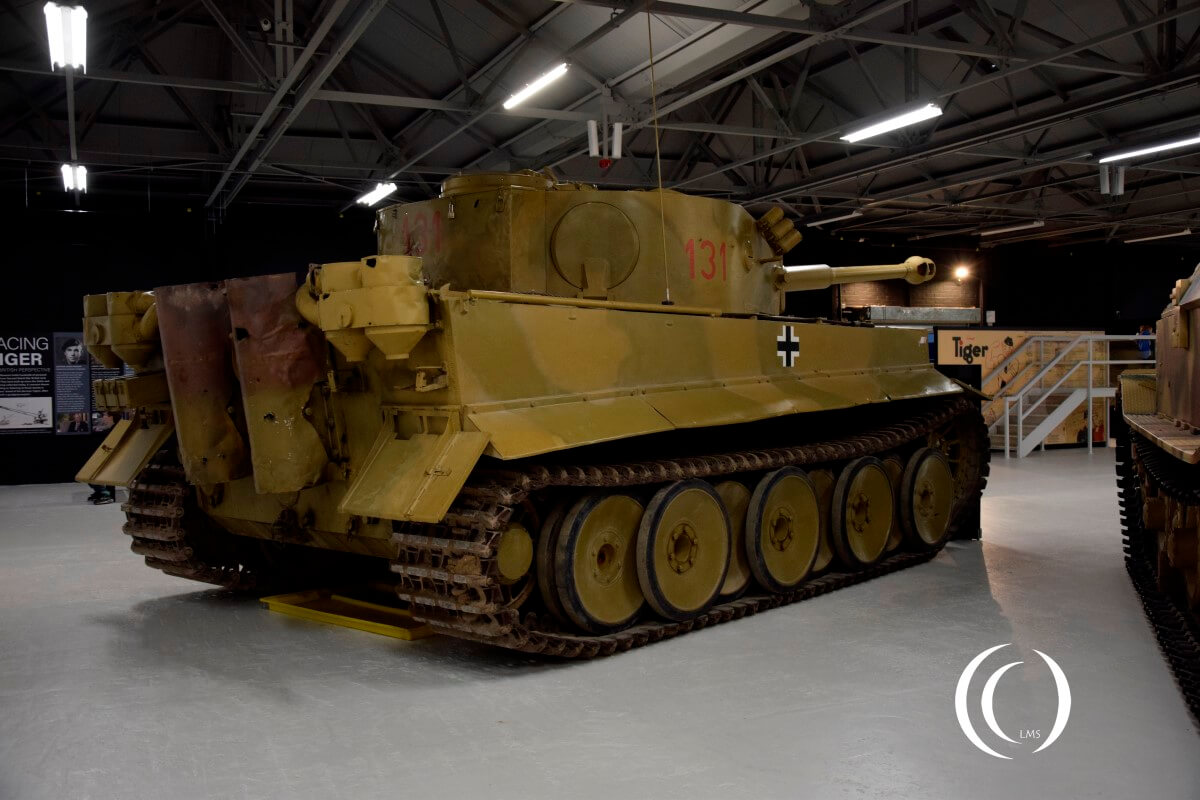 Tiger 131 - Sd. Kfz. 181 Version E