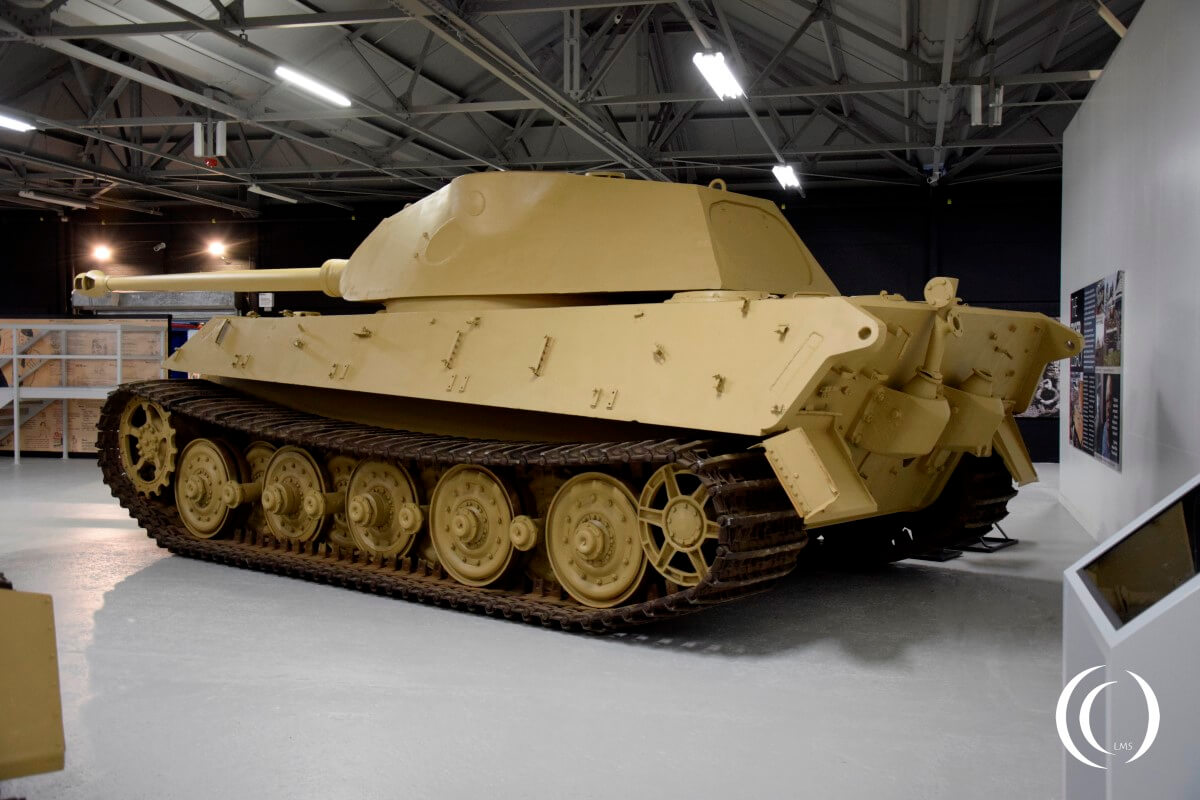 The Tiger Collection Tank Museum Bovington United