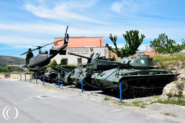 Military Museum of Chromonastiri – Crete, Greece