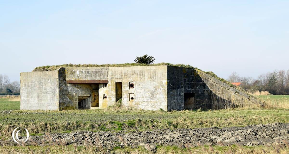 Bunker of Landfront Vlissingen