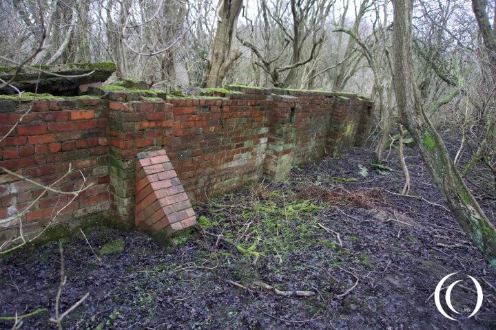 Remains of the National Filling Factory No. 1 - Barnbow, Leeds