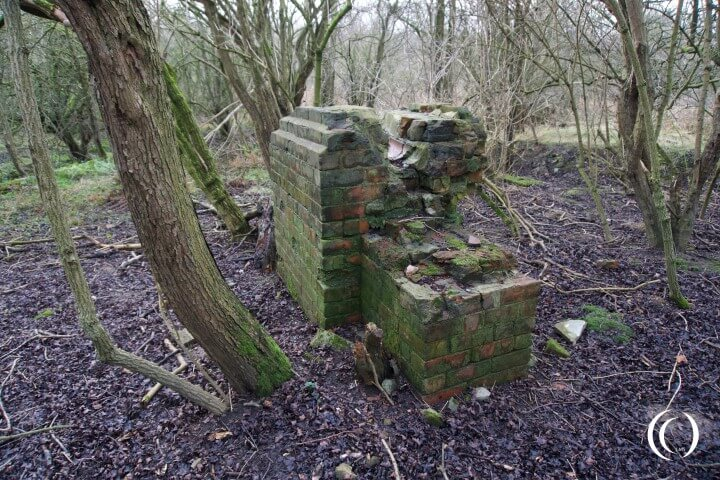 Remains of National Filling Factory No. 1 - Barnbow, Leeds