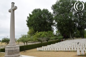 Military Cemetery Zuydcoote - FEATURED