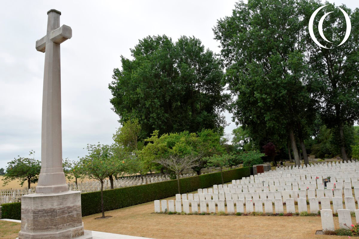 Military Cemetery Zuydcoote – Hauts-de-France, France