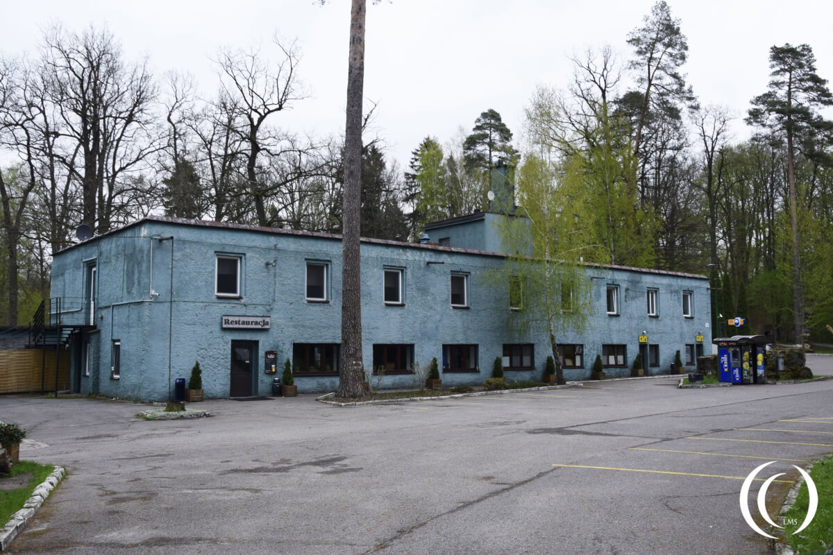 No. 1 Accomodation for Hitlers personal Bodyguard - Wolfs Lair