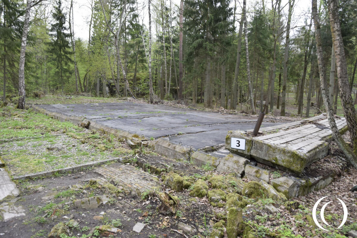 No. 3 Remains of Briefing room - Operation Valkyrie - Wolfs Lair